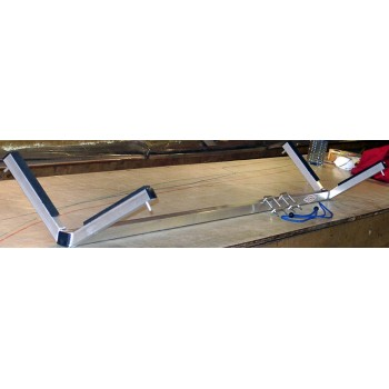 Car top V-bar rack